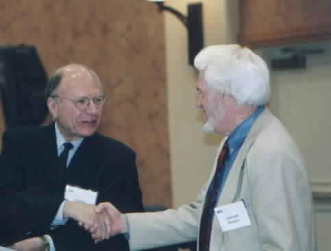 Bucklin receives certificate for work on Board of Directors of UNOS